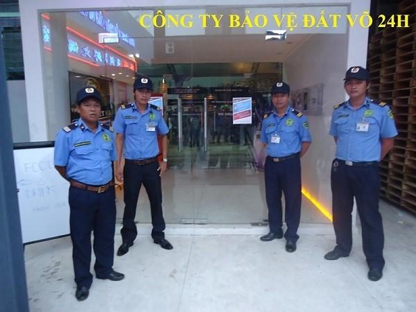 Công ty bảo vệ Đất Võ 24h tại huyện Hóc Môn