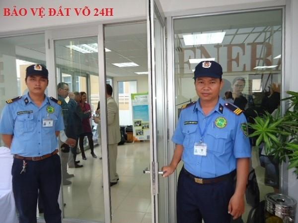 Công ty dịch vụ Bảo Vệ Đất Võ 24h - Bảo vệ an ninh tại Gò Vấp HCM