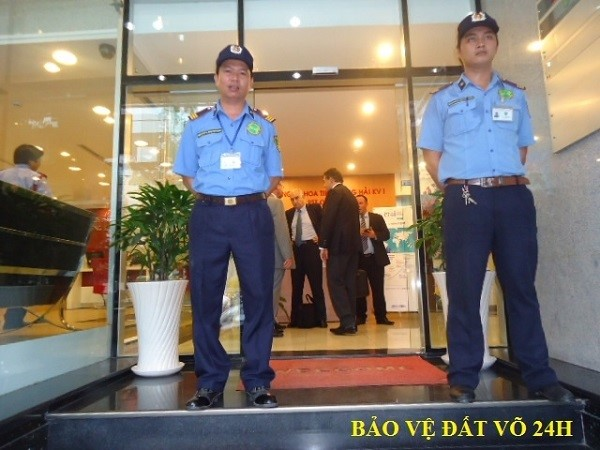 Cung cấp dịch vụ bảo vệ tại các sự kiện